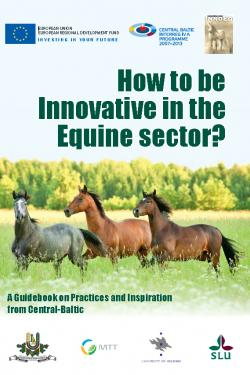 Electronic resource: How to be innovative in the equine sector?