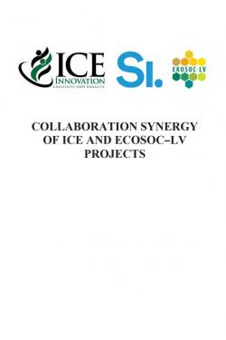Collaboration Synergy of ICE and EKOSOC-LV Projects