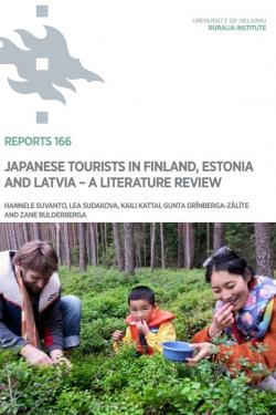 Japanese Tourists in Finland, Estonia and Latvia – a Literature Review